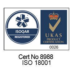 ISO 18001 certification