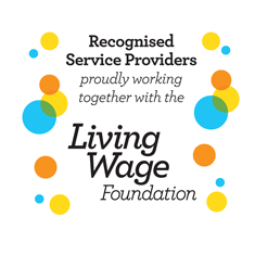 Recognised Living Wage Providers