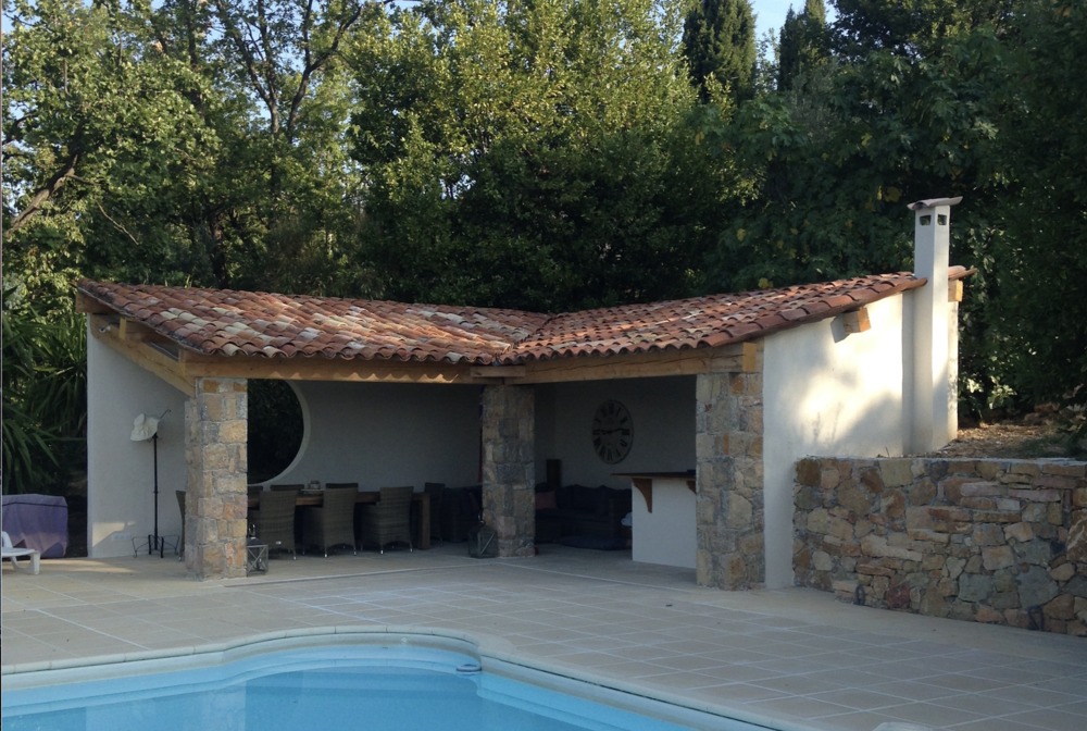 MISCELLANEOUS   Buildings, Pool Houses, Garages