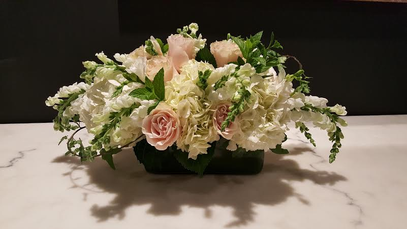 Decorate your home with floral arrangements from Bouquets & Beyond