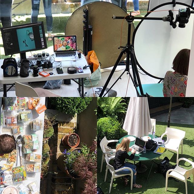 Another busy day @n5studios studio full of laughter as the crew from @sevenec1 make use of the great space and garden for #weightwatchers . #greatvibes @mikeenglishphoto great to have you in the building  #london #studio #gardentoshootin #versatilespace #greatatmosphere #shootfilm #lotsoflights #locationhouse #weightwatchersuk
