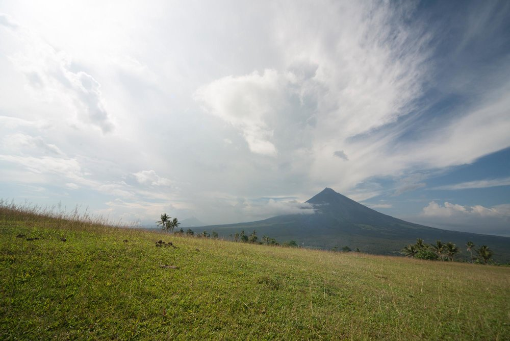 Mount Mayon The Philippines///Mont Mayon, Philippines