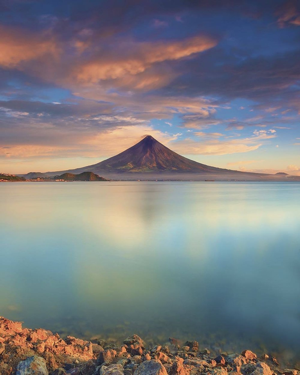 Mount Mayon Volcano Philippines