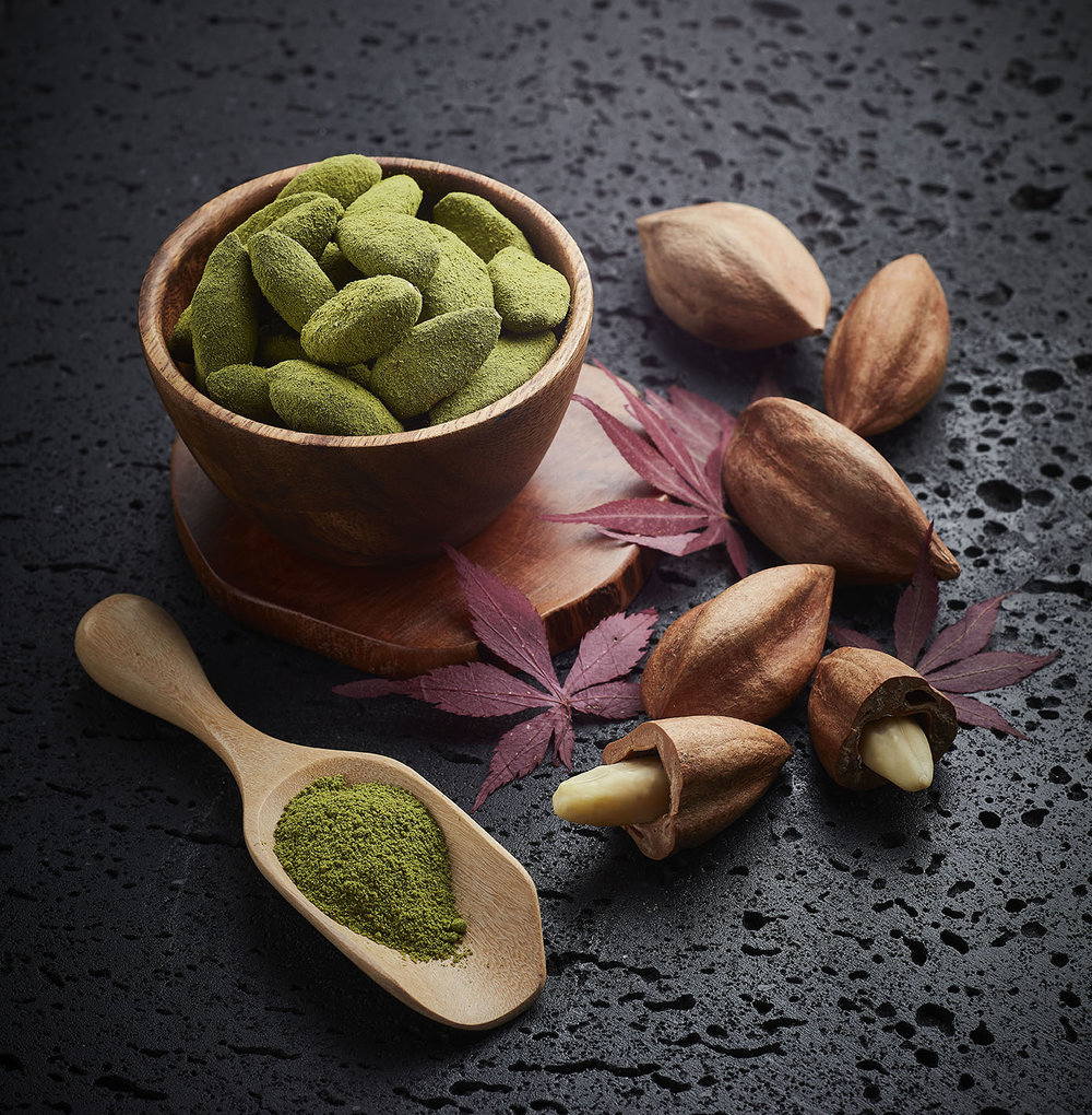 Kyoto Matcha A New Flavor of Pili Nuts