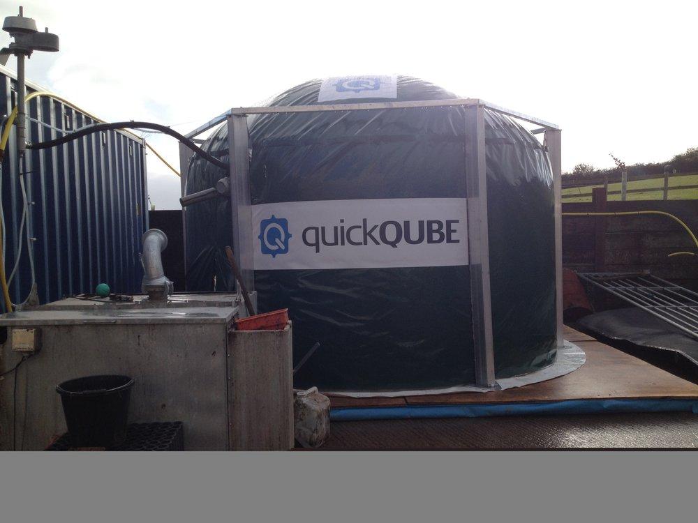 quickQUBE