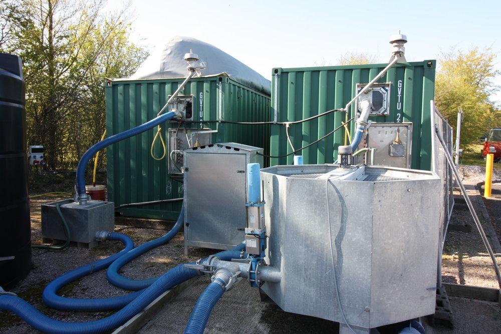 QUBE Renewables - bioQUBE - Howard Tenens two bioQUBE system.JPG