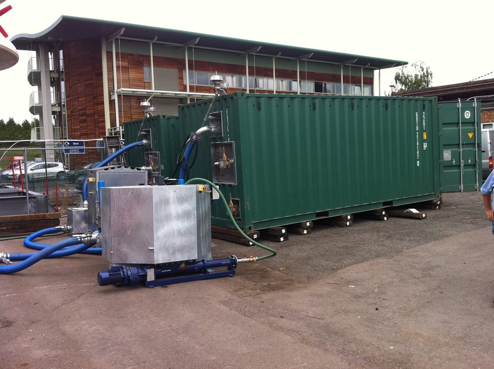 Copy of 20ft or 40ft Shipping Containers