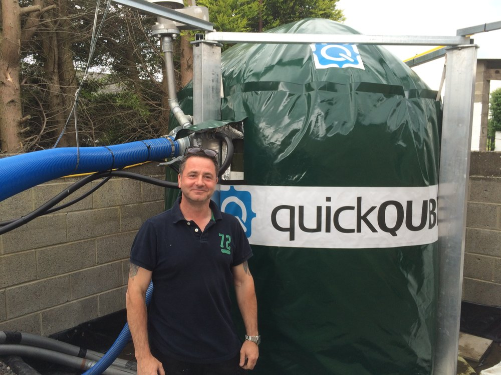 5m3 quickQUBE, AGE Renewables