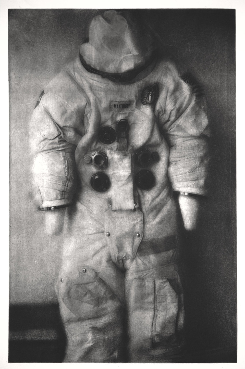 Ken Mattingly's Apollo XIII Suit
