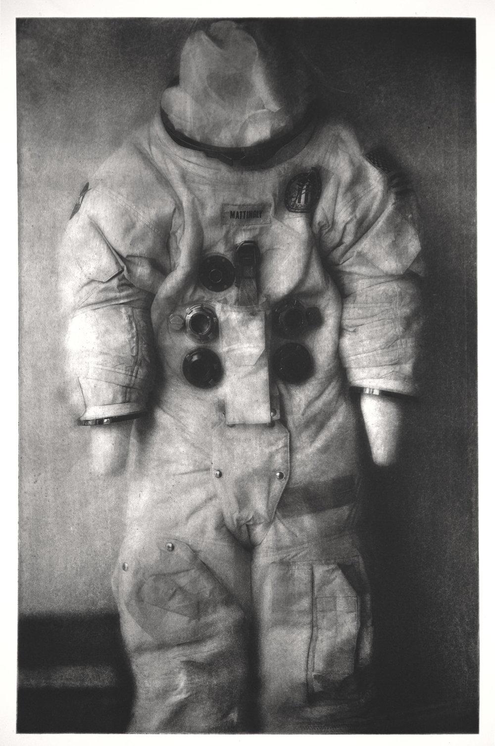 Ken Mattingly's Apollo XIII Suit