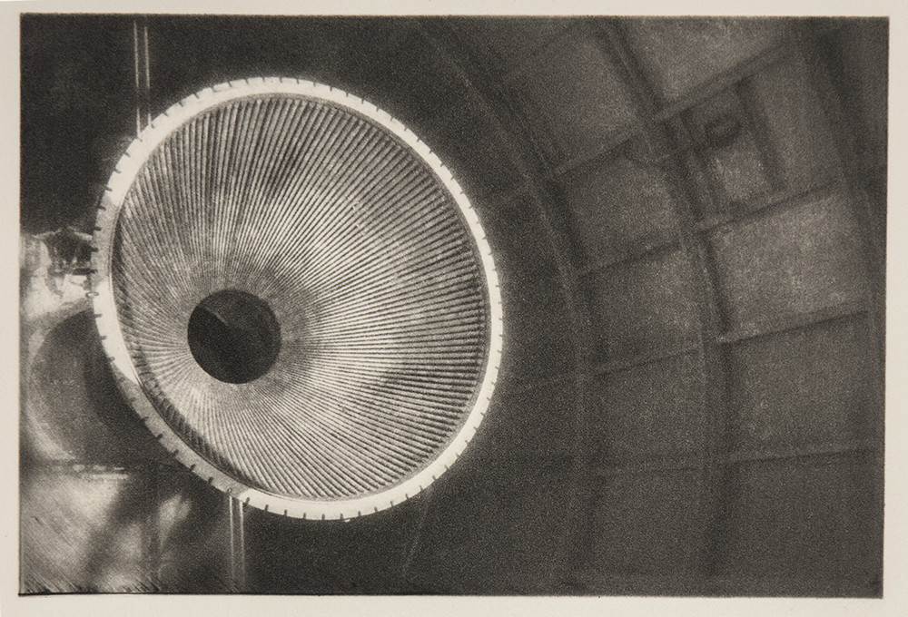 Engine of the Titan-II ICBM
