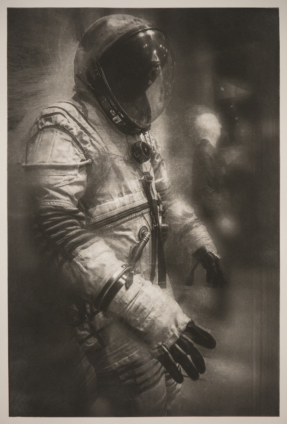 SOKOL Escape Suit for the Soviet Soyuz Missions