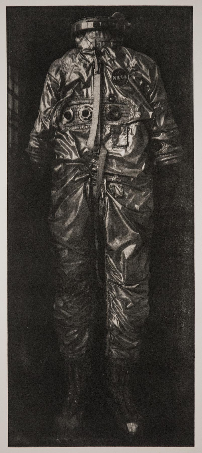 Mercury Space Flight Suit - Huntsville