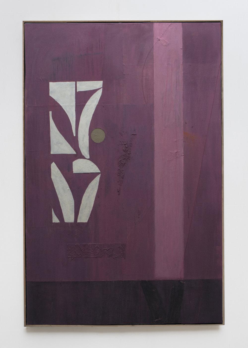 Polarize, 170 x 110 cm