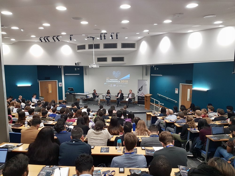 Arigami AI and Medicine UCL MedTech and UCL AI Society