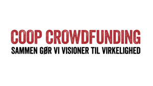 Coop Crowdfunding Stand No. A-061    Website