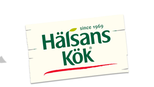 Hälsans Kök   Stand No. A-026    Website