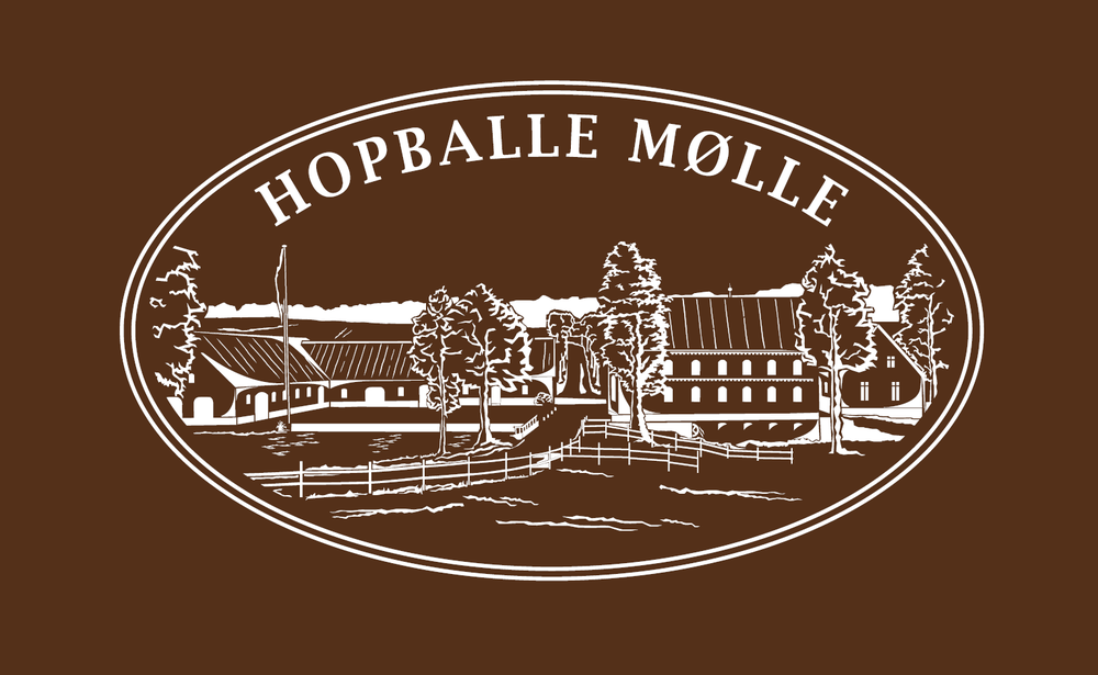 Hopballe Mølle   Stand No. A-004    Website