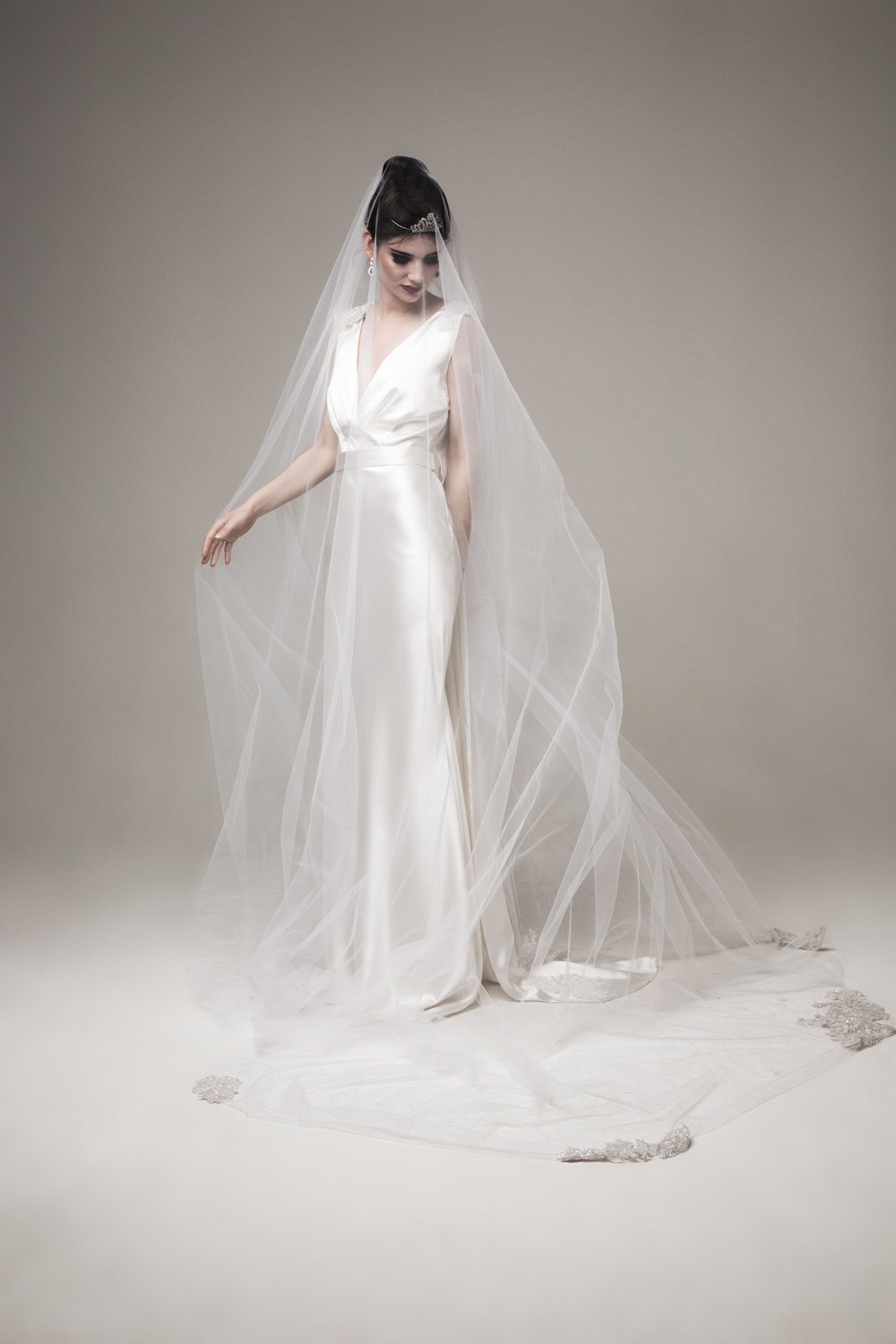 The Goddess Gown. — Dawn Fitzgerald Atelier