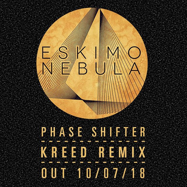 📢🔥🔊FRESH RELEASE COMING SOON! 📢🔥🔊 Were so excited to let you know that we have been collaborating with one of Bristols finest producers Kreed bringing you a gnarly remix of our latest single Phase Shifter! If you havent come across his riddims before then get to know!! We'll be giving this track away for free download next Tuesday 10th June! #eskimonebula #phaseshifterremix #bristolmusic #digitaldub #kreed #freshrelease