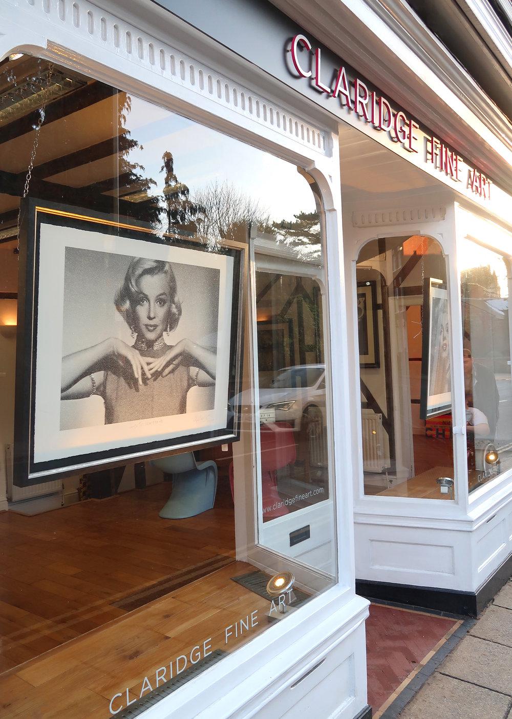 claridge fine art gallery