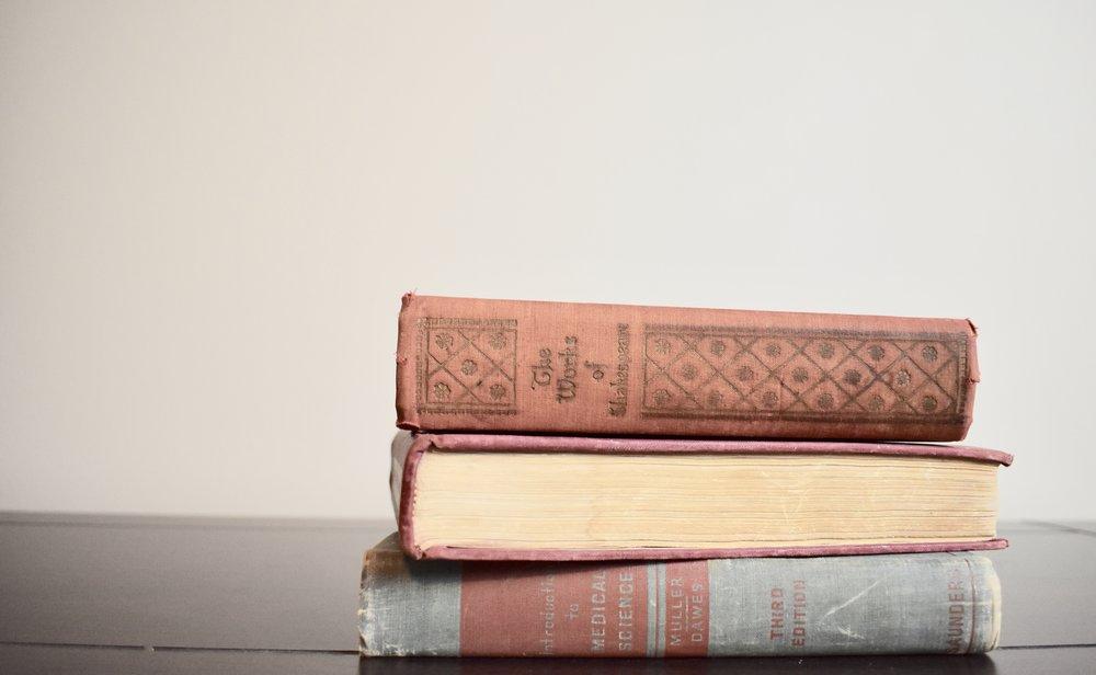 a few beautiful books.jpeg