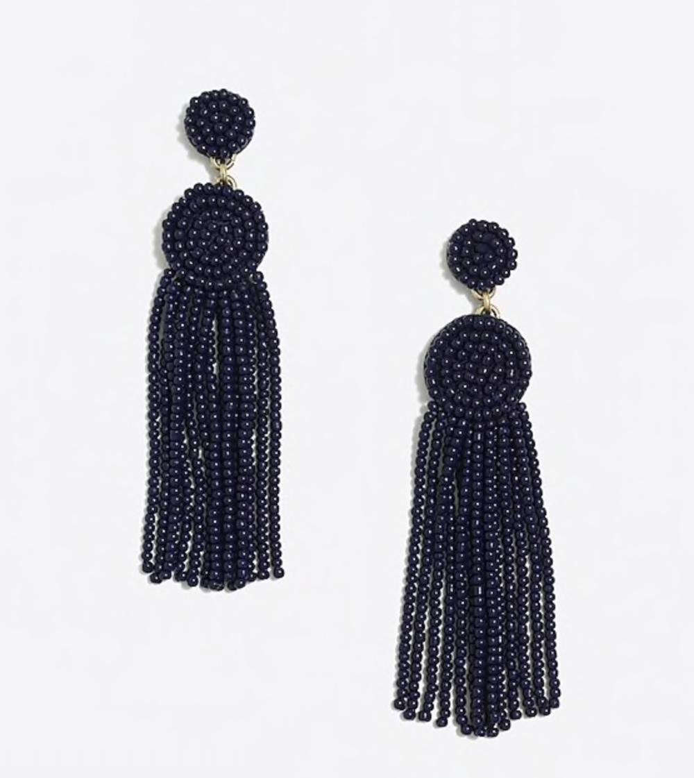 chandelier earrings half off