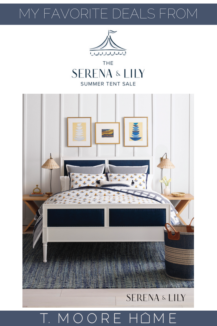Serena and lily tent sale