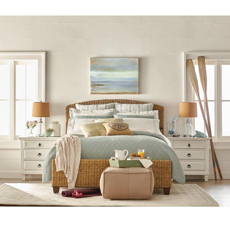Cabana+Banana+Queen+Panel+Bed
