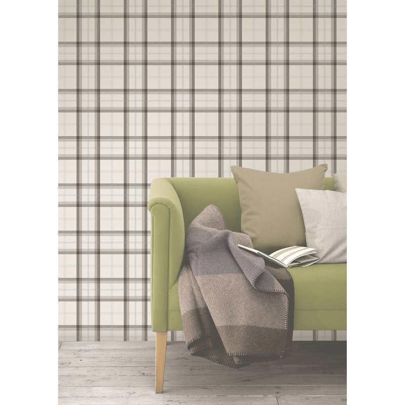 black and white tartan plaid wallpaper