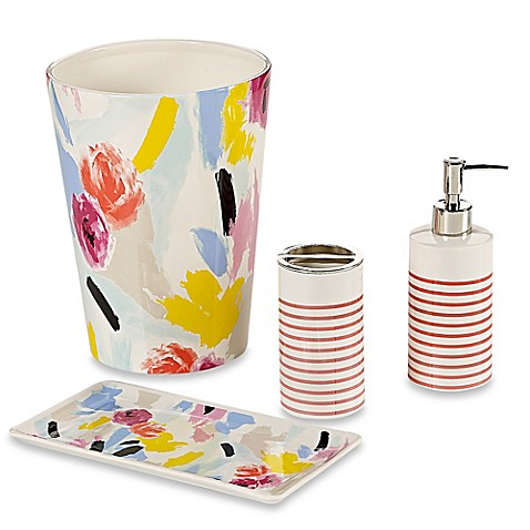 kate spade new york bathroom set