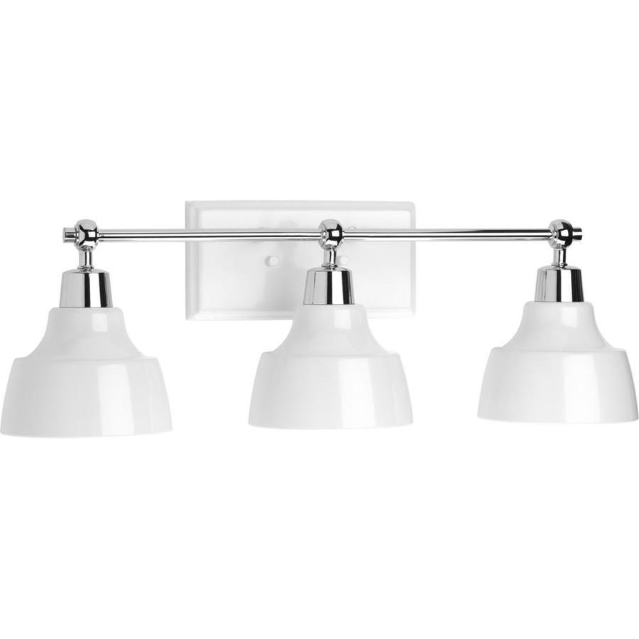 white vanity light
