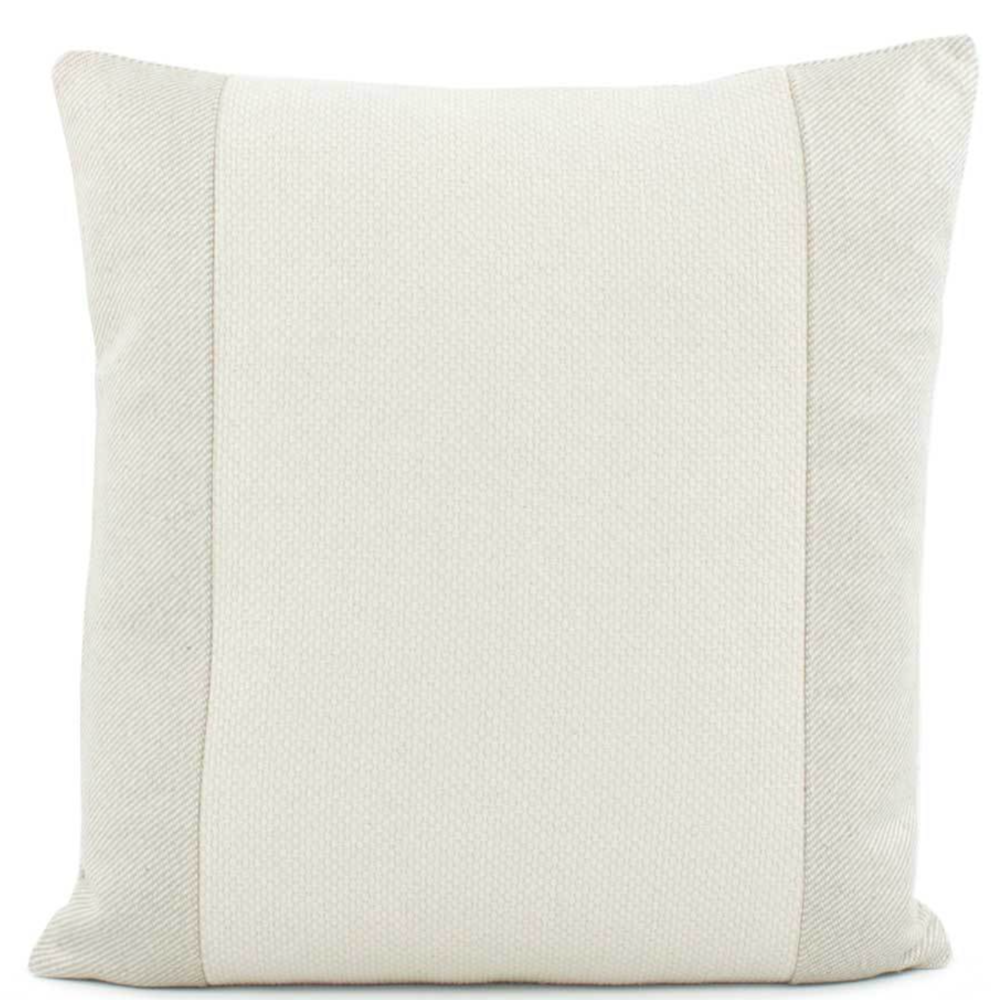 textured neutral pillow cover for fall