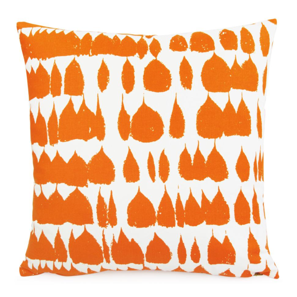 orange home accents