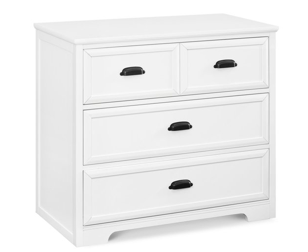 simple white dresser - on sale now - affordable bedroom furniture