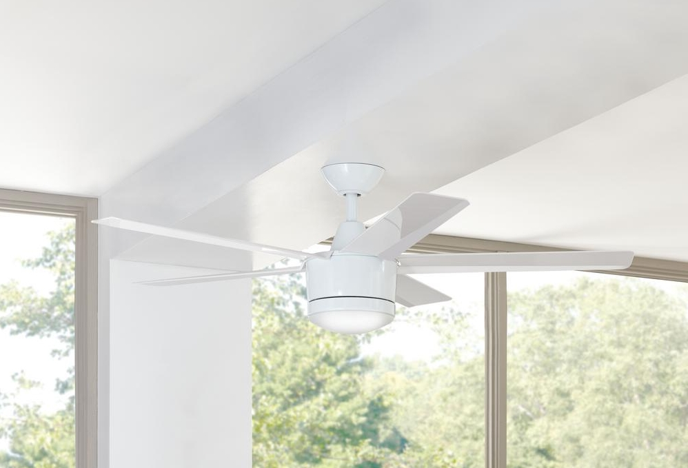 modern ceiling fan that isn't ugly