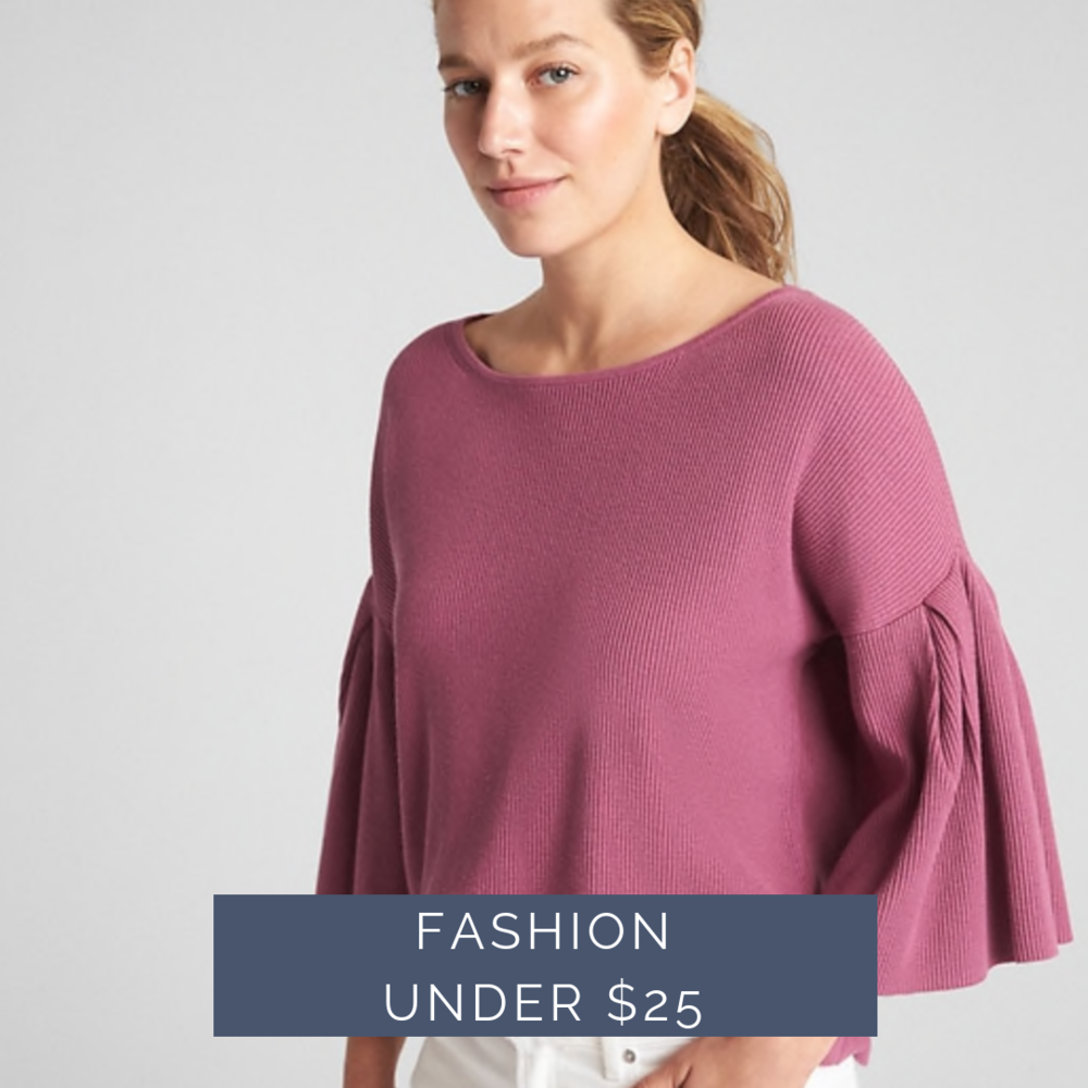 Fall Fashion Under $25