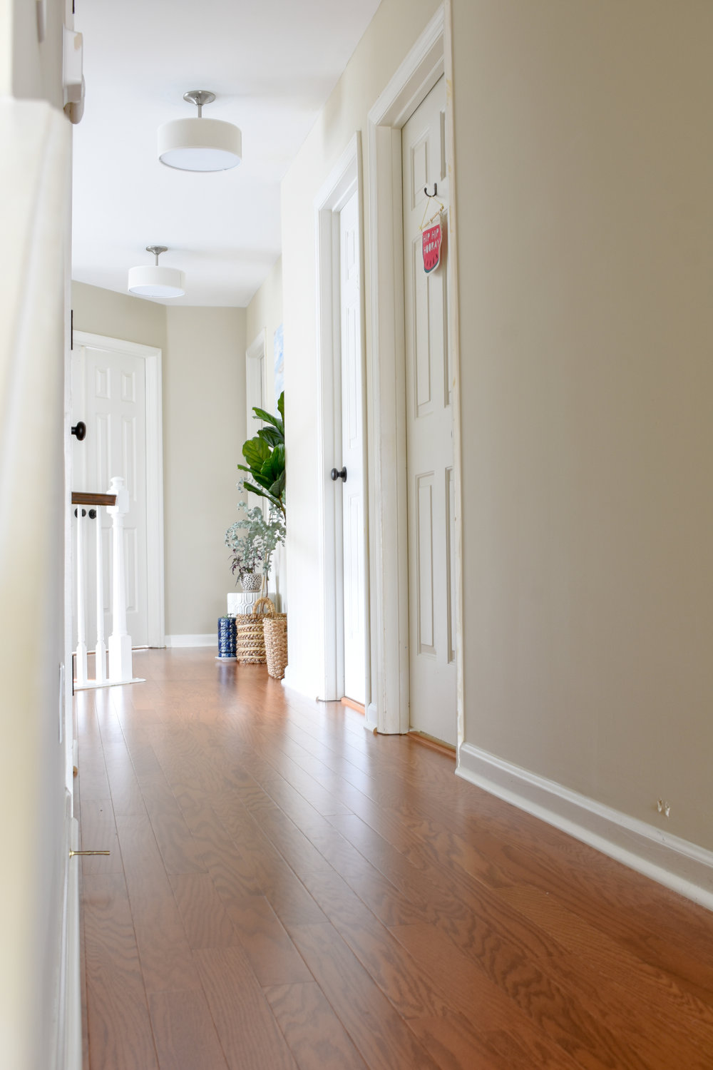 simple hallway updates to improve your home's resale value