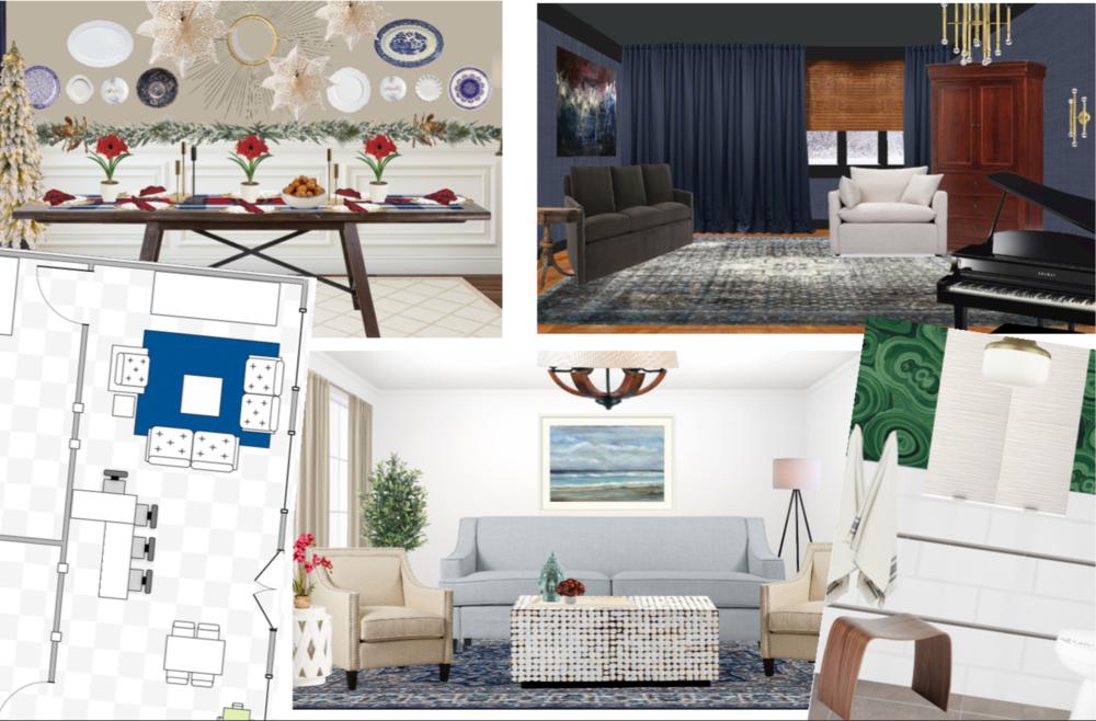 budget interior designs services