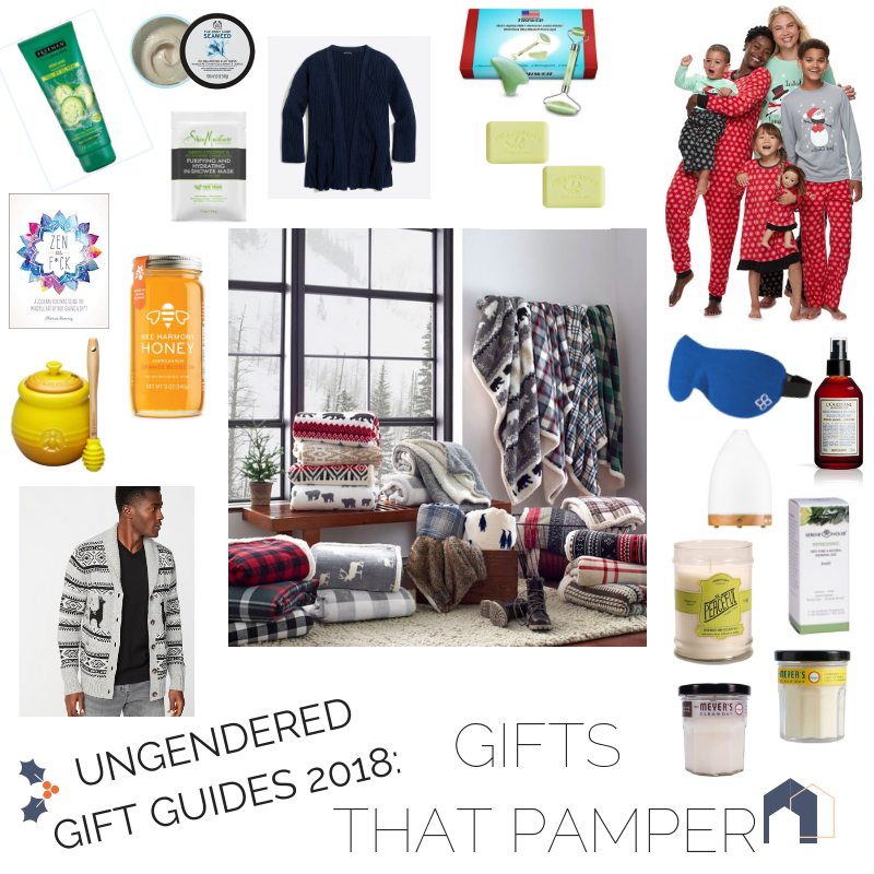 gifts that pamper