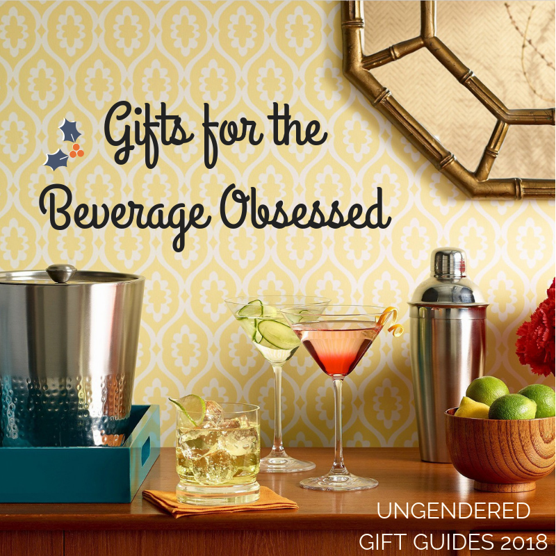 gifts for the wine, coffee, tea, and spirits lover