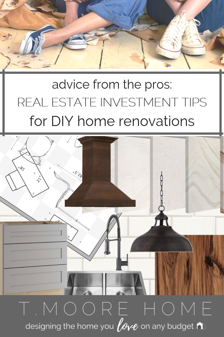 Top DIY Renovation Posts of 2018 Revealed | I interviewed four top real estate professionals to get their best advice on how to  get maximum return on your home improvement projects.
