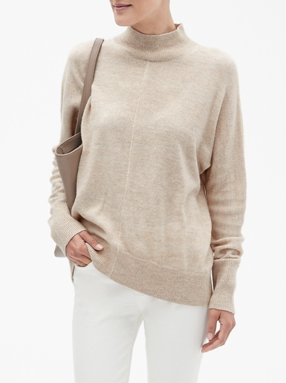 WHAT I BOUGHT | How I scored this luxury Banana Republic sweater as a birthday gift for myself for only $5!