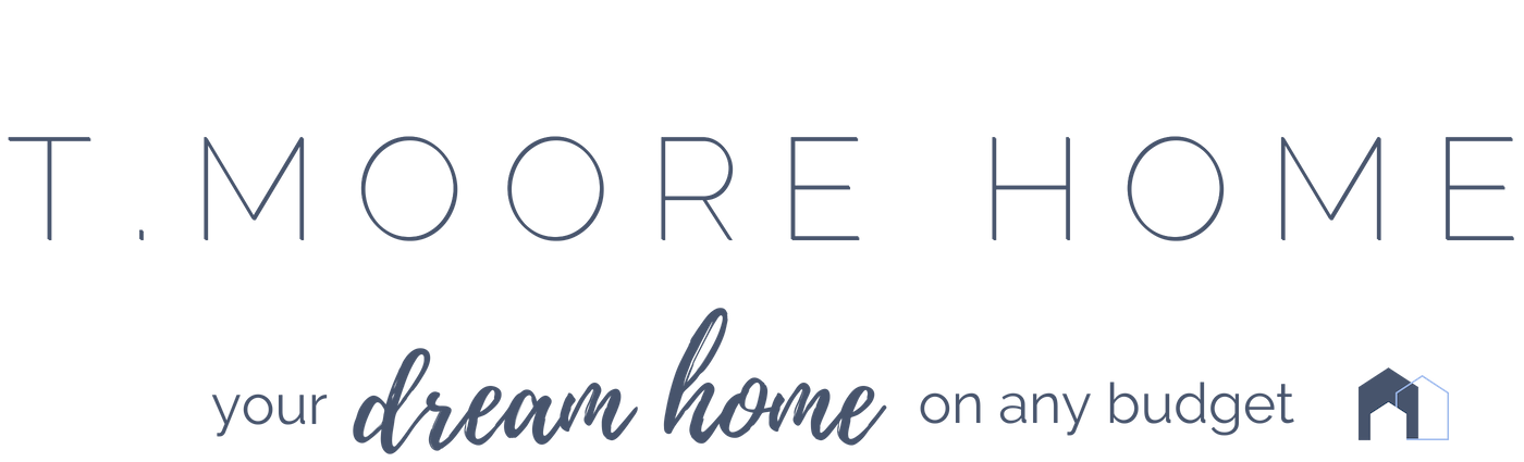T. MOORE HOME | Teri Moore DIY Home Decor + Budget Renovation Tutorials