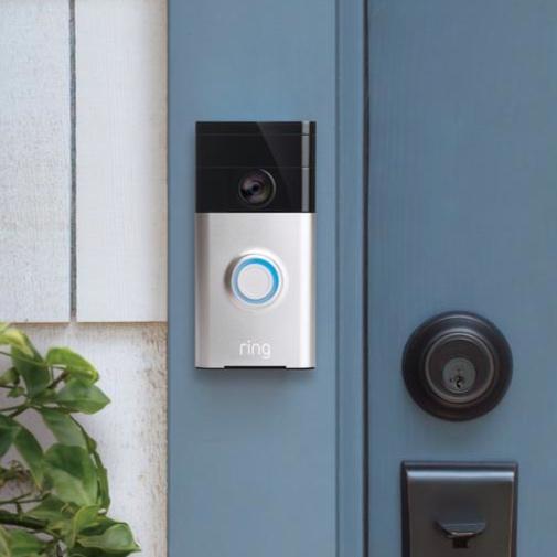 doorbell with camera