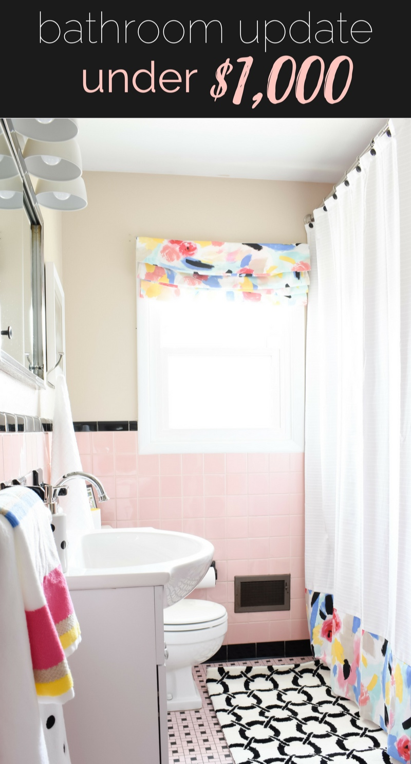 VINTAGE+PINK+TILE+BATHROOM+MAKEOVER+-+How+I+made+a+small+bathroom+look+and+feel+bigger+in+just+one+weekend+and+on+a+small+budget.jpg