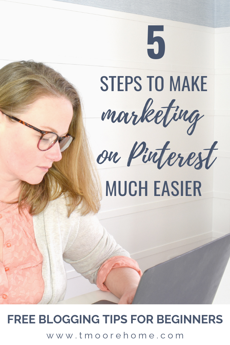 Stop wasting time trying to build your Instagram START ACTUALLY GROWING YOUR BLOG WITH PINTEREST. It doesn't have to be super hard. There are ways you can simplify the process. I'll show you how I tackle it.  #bloggingtips #howtostartablog #seotips #blogtraffic #pinterestmarketing #pinterest