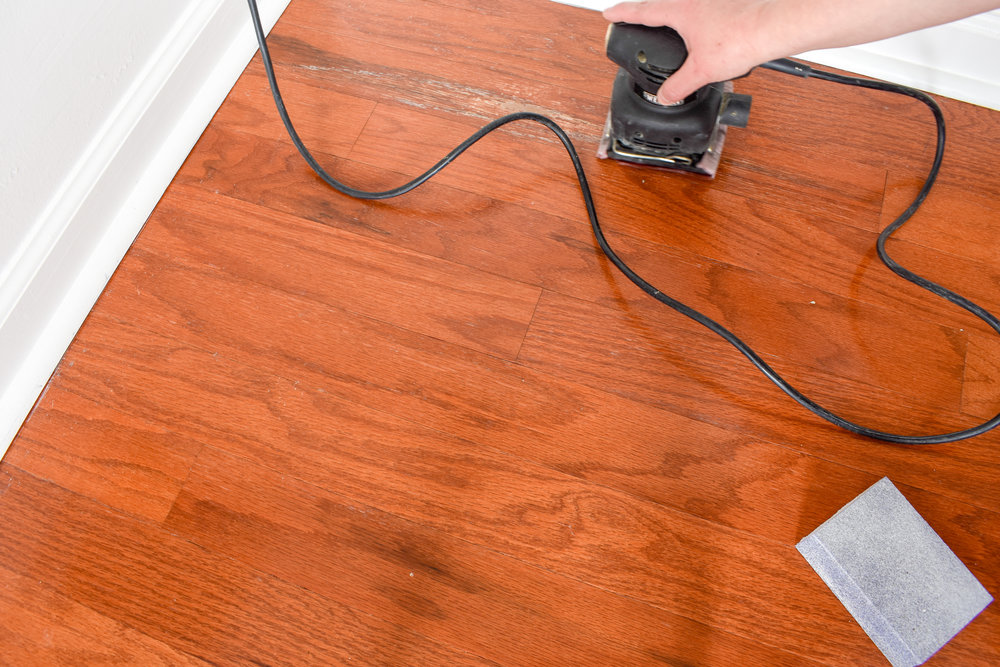 Moisture Damage On Prefinished Hardwood Flooring: How To Repair Without Completely Refinishing