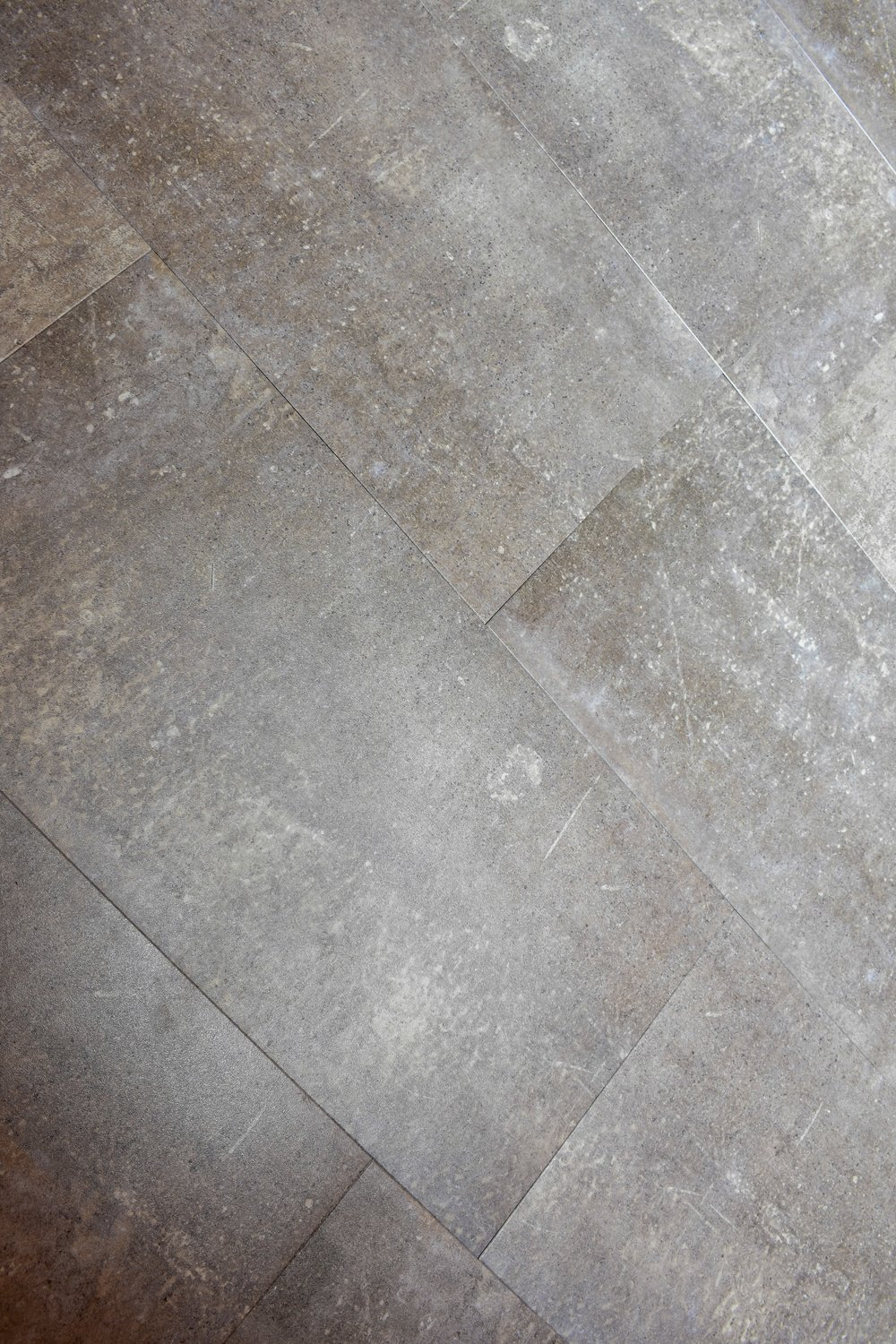 luxury vinyl tile flooring - how to install this easily and directly over your existing floors