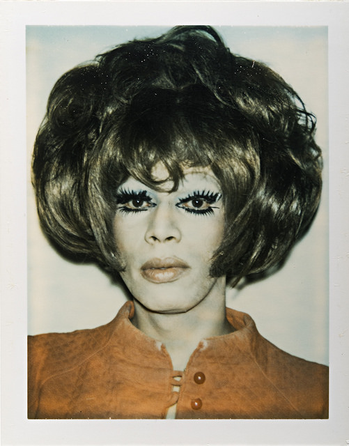Andy Warhol, Ladies and Gentlemen (Helen/Henry Morales), 1974, Polaroid Polacolor print, Collection of Jeanne Greenberg Rohatyn ©The Andy Warhol Foundation for the Visual Arts, Inc.